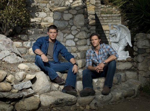 Jensen Ackles as Dean, Jared Padelecki as Sam - SUPERNATURAL