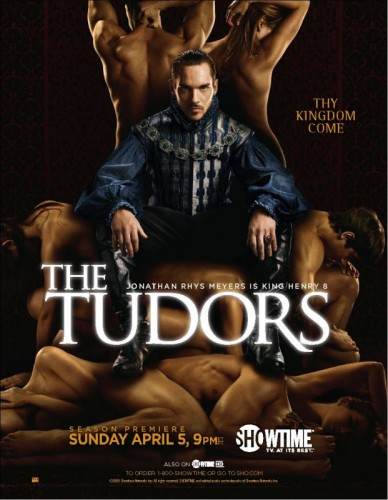 The Tudors Season 3 Poster