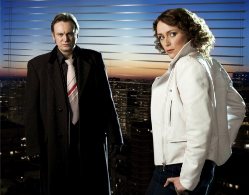 Philip Glenister, Keeley Hawes - Ashes to Ashes
