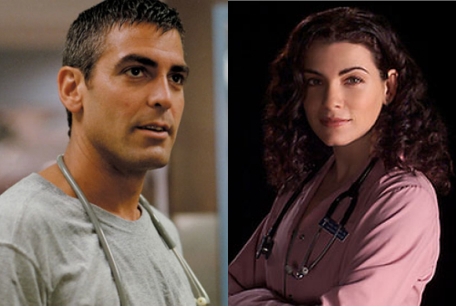 George Clooney, Julianna Margulies