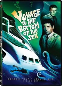 Voyage to the Bottom of the Sea DVD