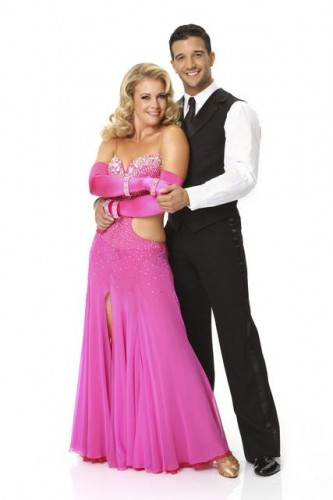 MELISSA JOAN HART & MARK BALLAS