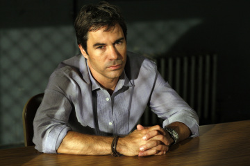 Eric McCormack law order