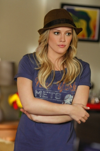 Hilary Duff as Olivia on GOSSIP GIRL