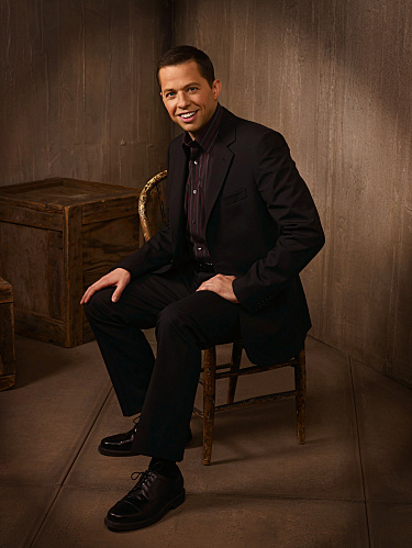 Jon Cryer stars as Alan Harper on TWO AND A HALF MEN