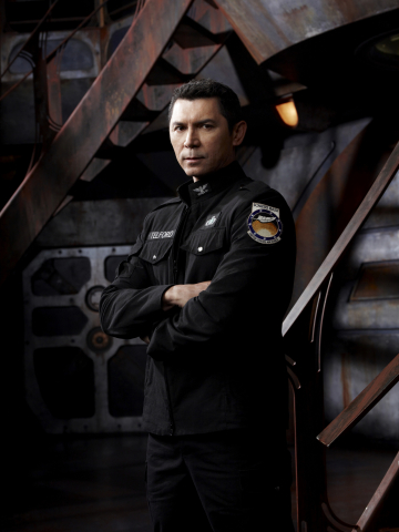 Lou Diamond Phillips as Col. Telford