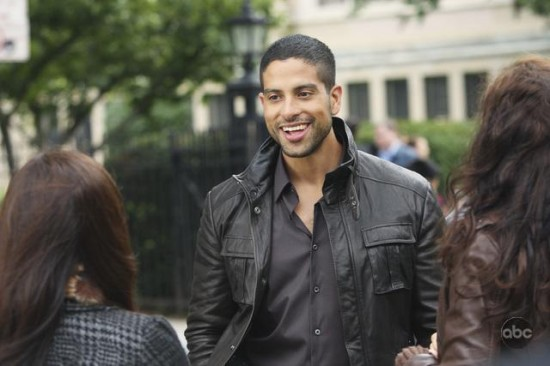 Adam Rodriguez on Ugly Betty (10)