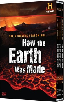 How the Earth Was Made (Season 1) DVD