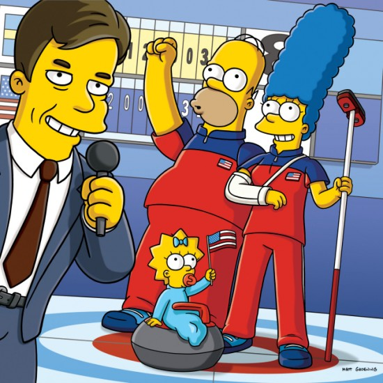 THE SIMPSONS Boy Meets Curl (3)