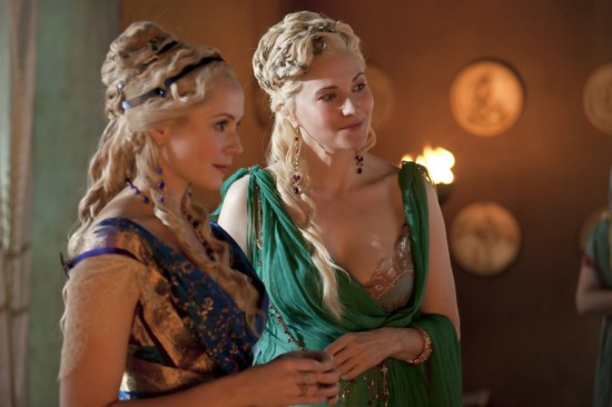 Spartacus:Ê Blood and Sand; Episode 109