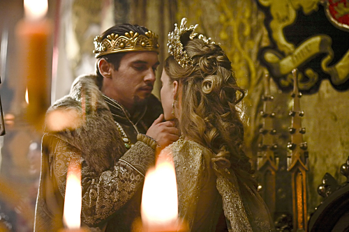 Tudors season 4 episode 1