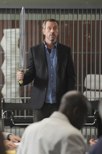 HOUSE MD Knight Fall (4)
