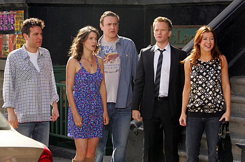 HOW I MET YOUR MOTHER Doppelgangers