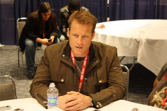 Mark Valley - WonderCon 2010
