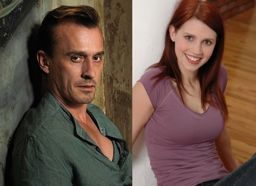 Robert Knepper / Julie McNiven