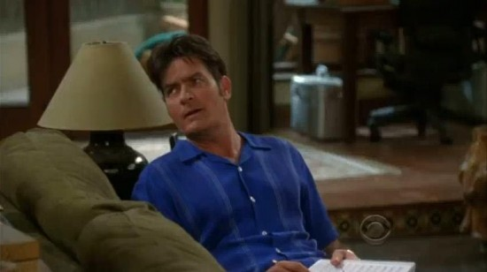 two and half men charlie sheen