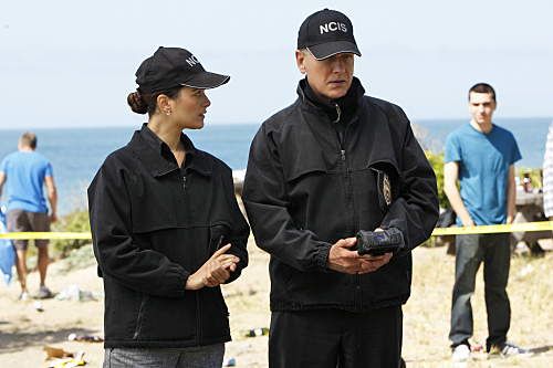 NCIS Patriot Down