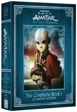 Avatar: The Last Airbender The Complete Book 1 Collector's Edition