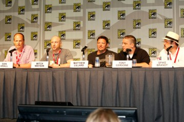 The Scooby-Doo! Mystery Incorporated COMIC CON 2010 Panel