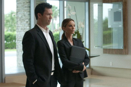 "BURN NOTICE-""ENTRY POINT"""