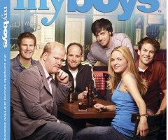 My Boys Season 2 & 3 DVD Cover