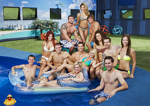 BIG BROTHER 12 cast