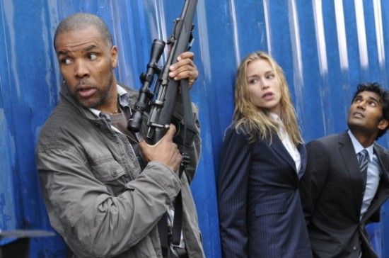 "COVERT AFFAIRS ""In The Light"" Review"