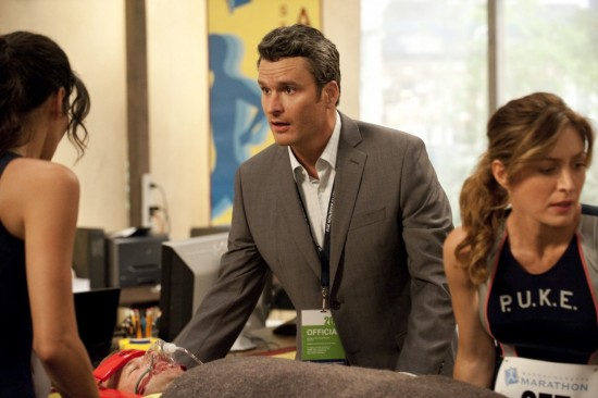 First Look of Balthazar Getty on RIZZOLI & ISLES