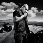 Theo Rossi in SONS OF ANARCHY