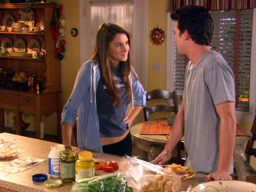 The Secret life of The American Teenager- (ABC Family)- Season 3 episode 13 - Up All Night