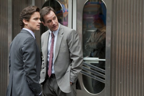 """White Collar """"In The Red"""""""