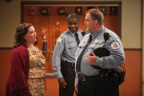 MIKE & MOLLY (CBS)