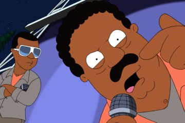 THE CLEVELAND SHOW (FOX) Harder, Better, Faster, Browner
