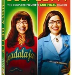 Ugly Betty Season 4 DVD