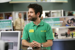 Chuck (NBC) Joshua Gomez as Morgan Grimes