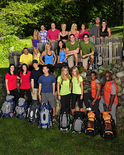 THE AMAZING RACE 17