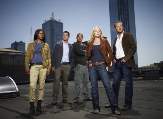 Chase (NBC) Cast
