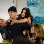 COUGAR TOWN (ABC) Makin' Some Noise - BUSY PHILIPPS, IAN GOMEZ, COURTENEY COX, CHRISTA MILLER