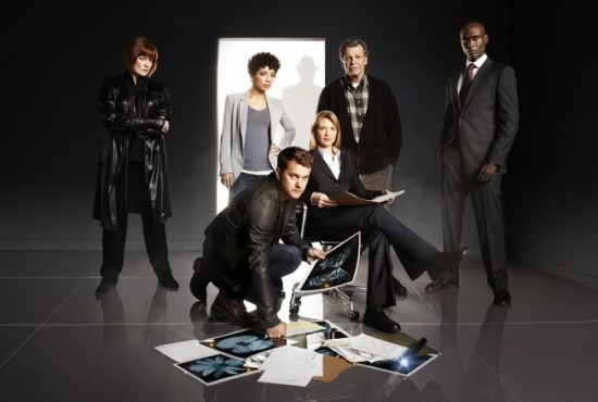 FRINGE (FOX) Season 3 Cast