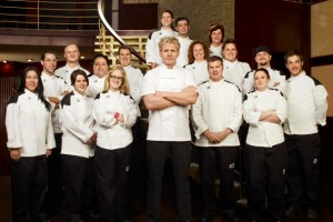 HELL'S KITCHEN (FOX) Season 8