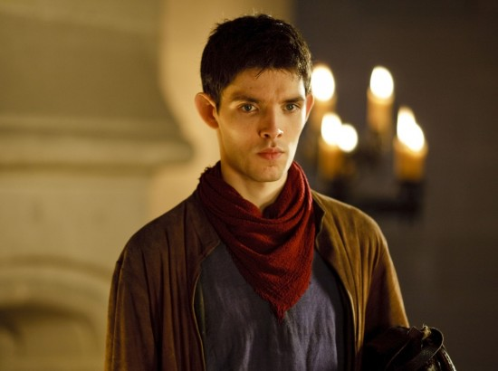 Merlin (BBC One) Season 3 - Colin Morgan