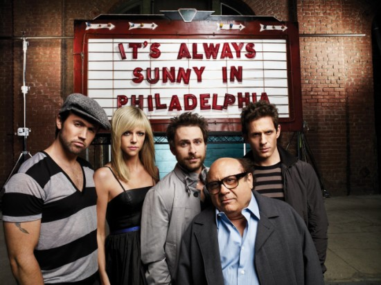 "IT'S ALWAYS SUNNY IN PHILADELPHIA ""Mac's Mom Burns Her House Down"""