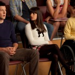 GLEE (FOX) Never Been Kissed