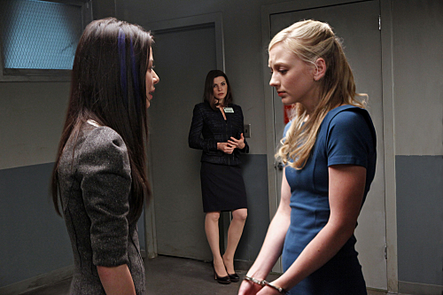 "THE GOOD WIFE ""Bad Girls"""