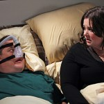MIKE & MOLLY (CBS) Mike Snores