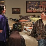 MIKE & MOLLY Mike Snores