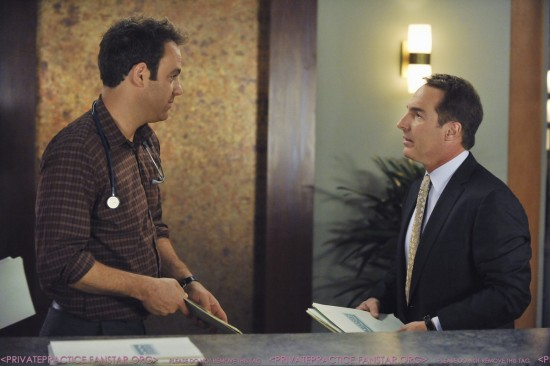 "Private Practice ""In or Out"" Review"