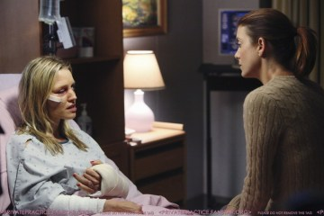 Private Practice (ABC) Did You Hear What Happened to Charlotte King?