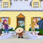 FAMILY GUY Road to the North Pole (FOX)
