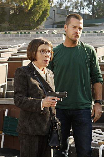 NCIS: LOS ANGELES (CBS) Absolution
